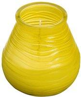 Bolsius - Patiolight - Citronella - 40 Branduren - Geel