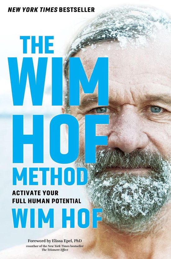 Omslag van The Wim Hof Method