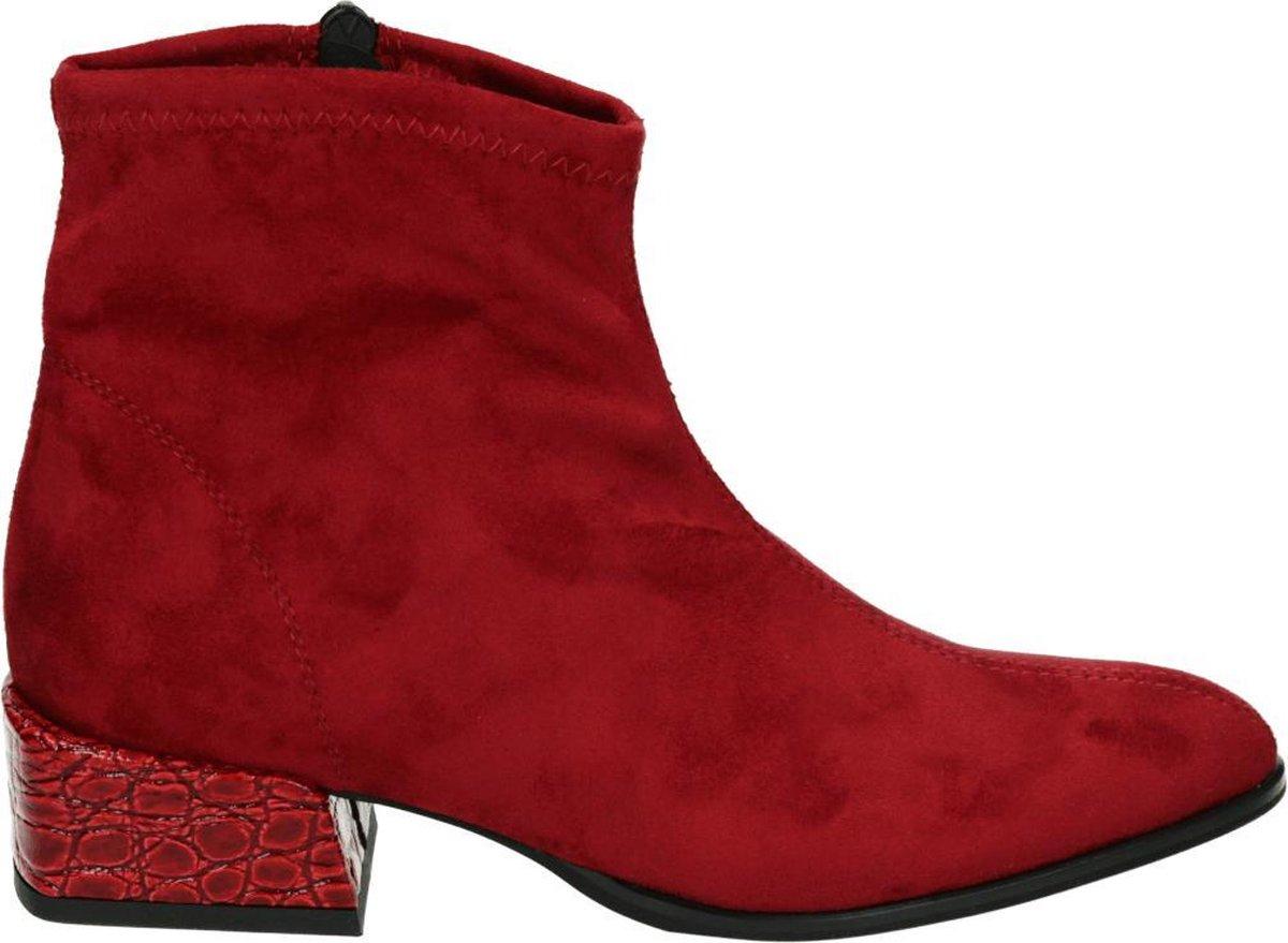 Rapisardi Vrouwen Sneakers Kleur: Rood Maat: 42