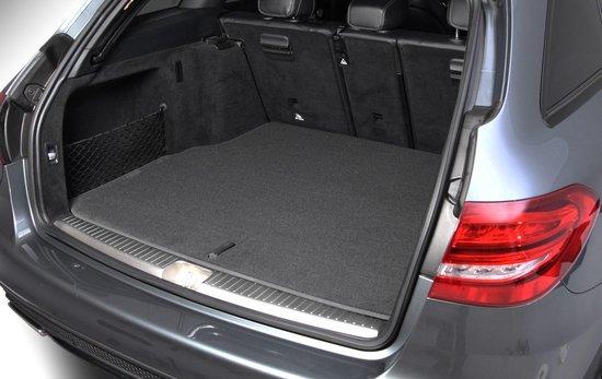 Kofferbakmat Mazda 2 - Bouwjaar: 2015 - 01/2020 - Perfect op maat gemaakt - Naaldvilt