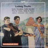 Chamber Works: Trio & Sonatas