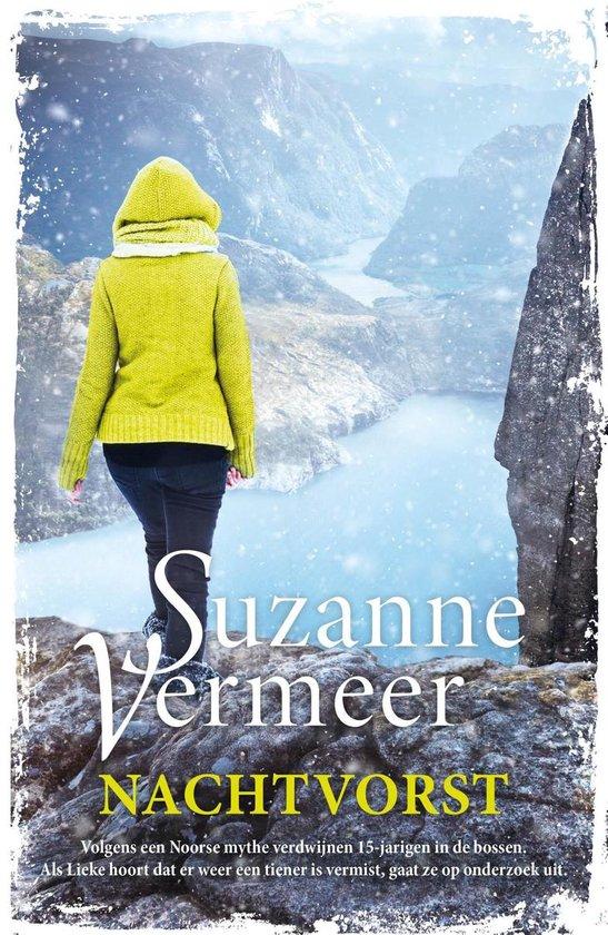 Boek cover Nachtvorst van Suzanne Vermeer (Onbekend)