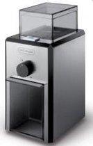 De'Longhi KG89 - Elektrische koffiemolen - Zilver