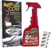 Meguiars G1116 Quik Clay Detailing System kit - Glansbewerking