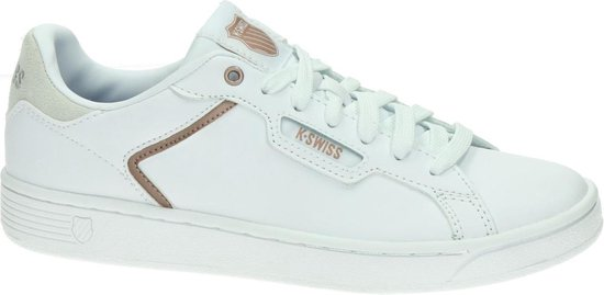 K-swiss Clean Court Sneakers Wit - Maat 42 MueUHO