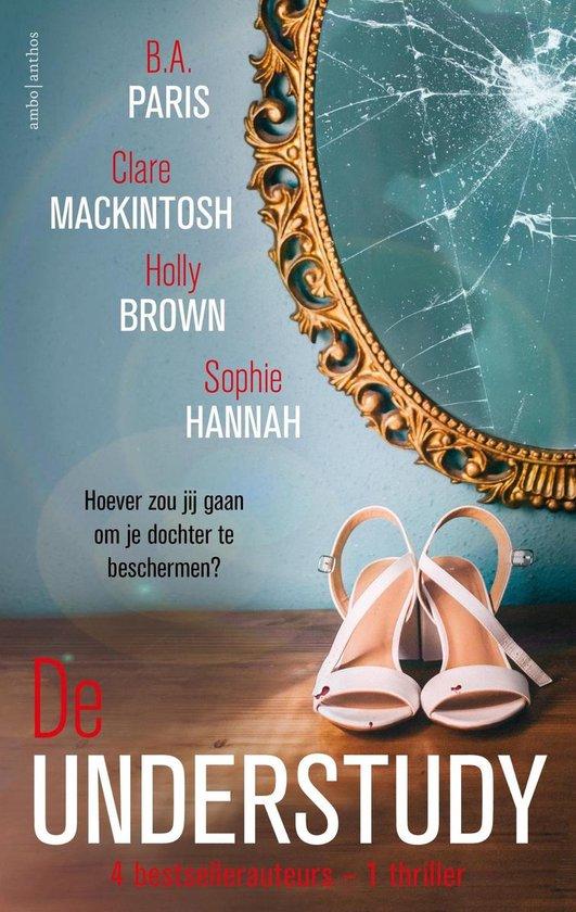 Boek cover De understudy van Sophie Hannah (Onbekend)