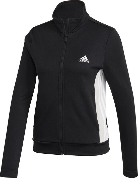 adidas Team Sports Trainingspak Dames Zwart