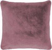 ESSENZA Furry Sierkussen Dusty lilac - 50x50 cm