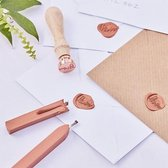 Botanical Wedding - WAX stempel LOVE