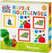 Rupsje Nooitgenoeg memo spel - educatief speelgoed