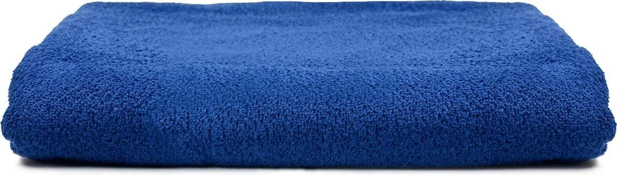 The One Towelling Strandhanddoek 100 x 210 cm Navy Blauw - The One towelling