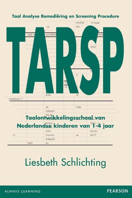 TARSP - L. Schlichting |