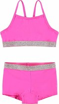 Name it bikini meisjes - roze - NKFzilka - maat 134/140