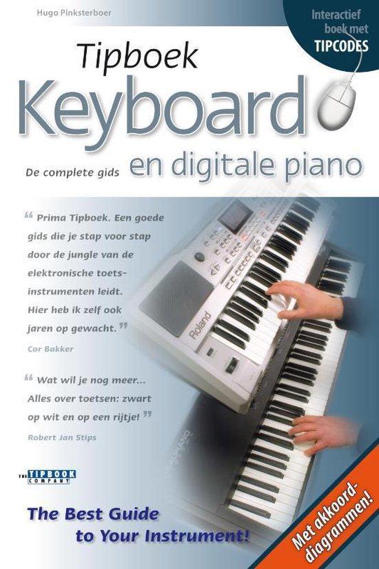 Tipboek Keyboard en digitale piano - Hugo Pinksterboer | Readingchampions.org.uk