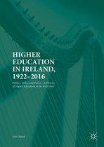 Higher Education in Ireland, 1922–2016