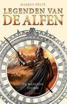 Legenden van de Alfen 4 - De razende storm