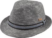 Hadrian Hat charcoal one size