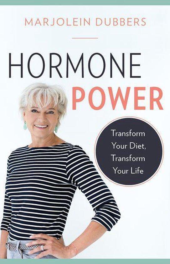 Boek cover Hormone Power van Marjolein Dubbers (Onbekend)