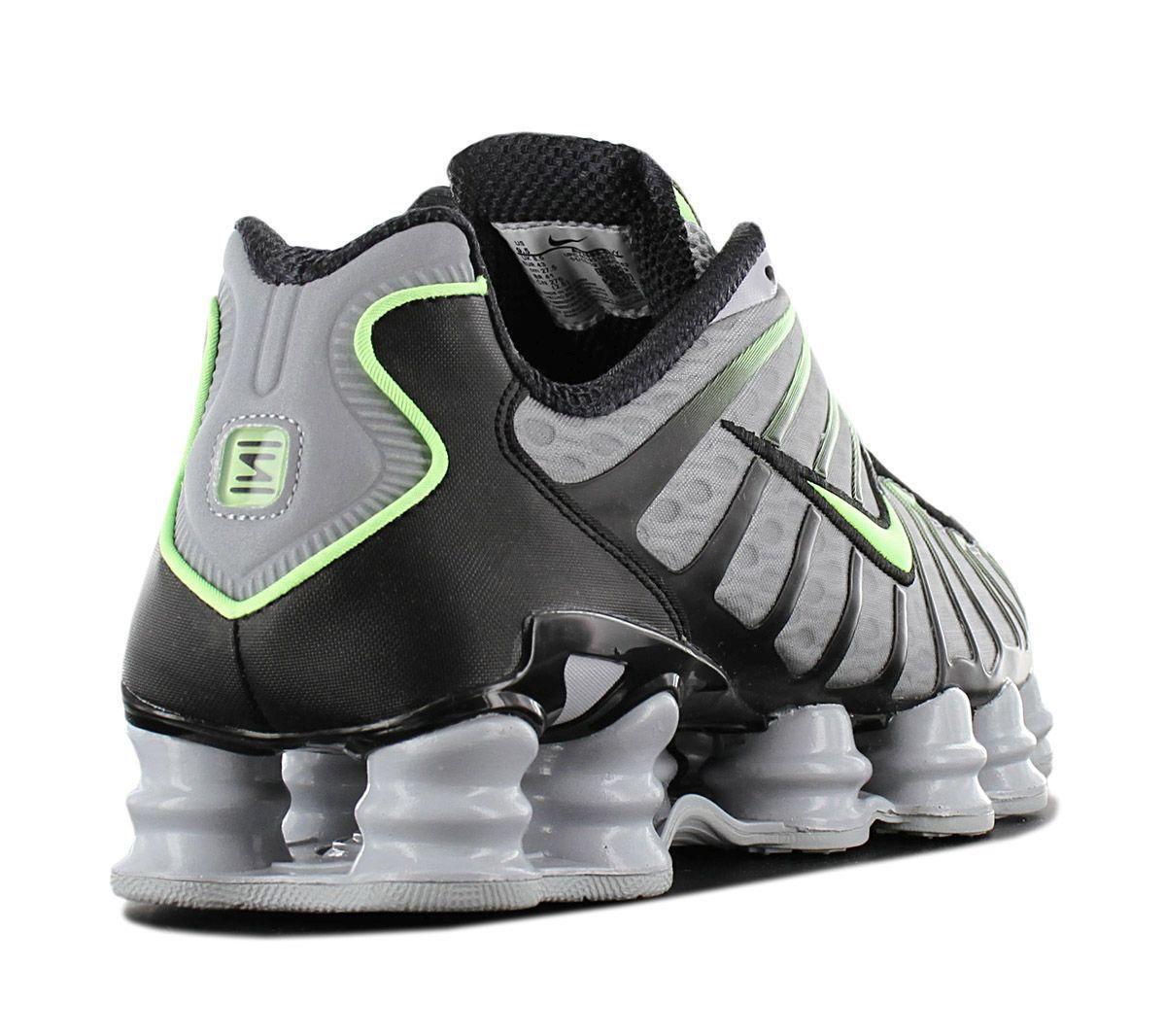 Nike Shox TL AV3595 005 Heren Sneakers Schoenen Sportschoenen Veelkleurig Maat EU 42.5 US 9