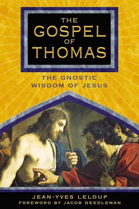 Boek cover The Gospel of Thomas van Jean-Yves Leloup (Paperback)