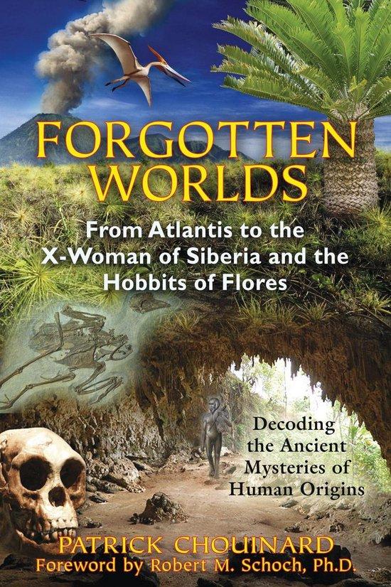 Boek cover Forgotten Worlds van Patrick Chouinard (Paperback)