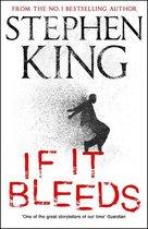 Boekomslag van 'If It Bleeds'