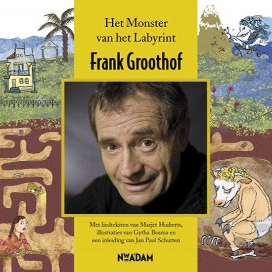 Het monster van het labyrint + cd - Frank Groothof | Readingchampions.org.uk
