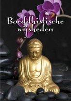 Boek cover Boeddhistische wijsheden van nvt