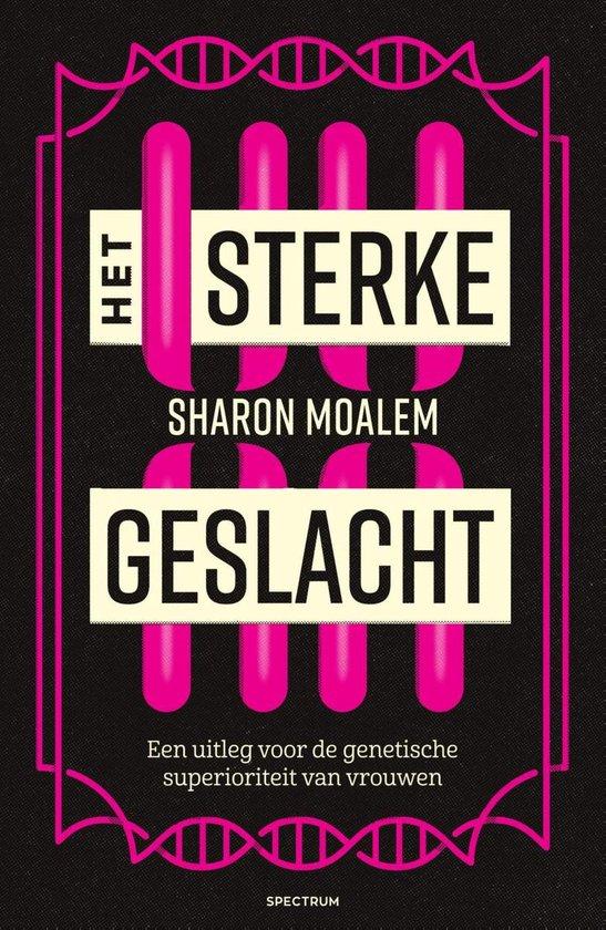 Het sterke geslacht - Sharon Moalem   Readingchampions.org.uk