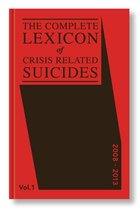 The complete lexicon of crisis related suicides