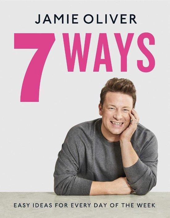 Boek cover 7 Ways van Jamie Oliver (Hardcover)