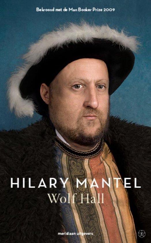 Boek cover Wolf Hall van Hilary Mantel (Onbekend)