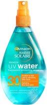 Bol.com-Garnier Ambre Solaire UV Water SPF 30 Zonnebrandspray - 150 ml - Transparante Spray-aanbieding