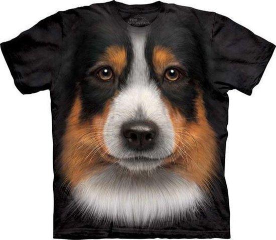 T-shirt Australian Shepherd Face