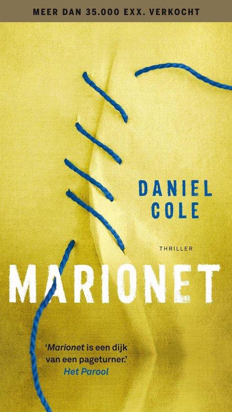 Boek cover Ragdoll 2 -   Marionet van Daniel Cole (Paperback)
