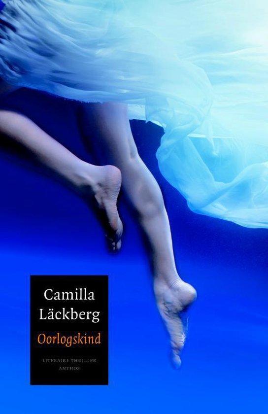 Fjällbacka 5 - Oorlogskind - Camilla Läckberg  