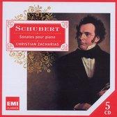 Schubert Sonates Pour Piano