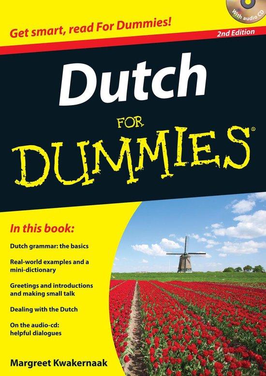 Dutch for Dummies, 2/e