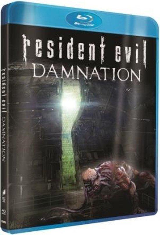 Cover van de film 'Resident Evil: Damnation'