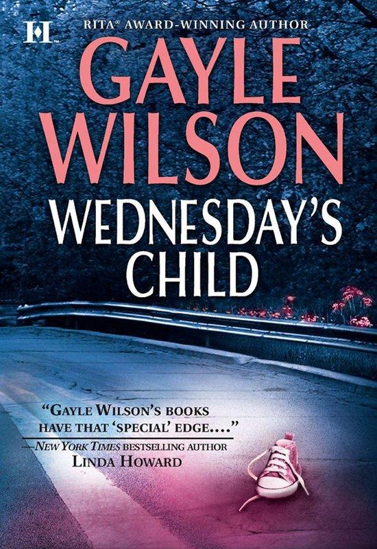 Boek cover Wednesdays Child van Gayle Wilson (Onbekend)