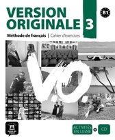 Afbeelding van Version Originale 3 cahier d´exercices + CD