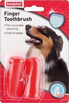 Beaphar Vingertandenborstel Kat en Hond
