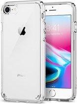 Spigen Ultra Hybrid 2 crystal cleal - voor iPhone 7/8/SE 2