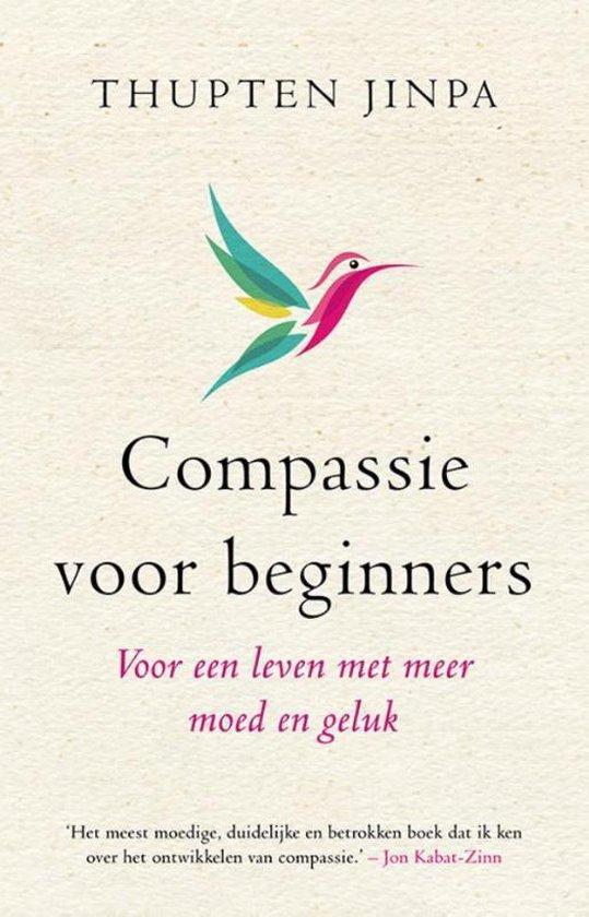 Compassie voor beginners - Thupten Jinpa |
