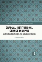 Gradual Institutional Change in Japan