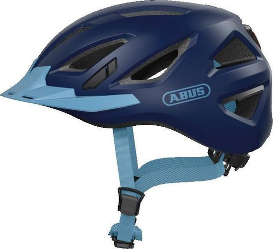 Abus Urban-I 3.0 Fietshelm - Maat M (52-58 cm) - core blue