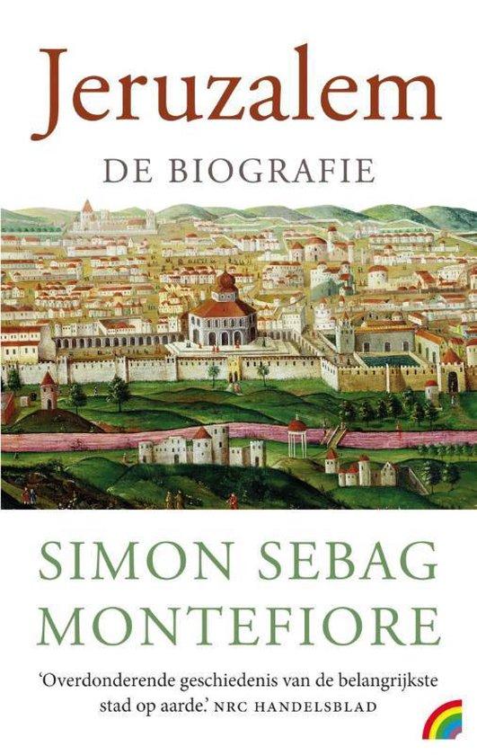 Boek cover Jeruzalem van Simon Montefiore (Paperback)