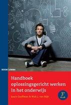 Handboek oplossingsgericht werken in het onderwijs
