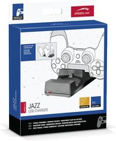 Speedlink JAZZ - Oplaadstation - USB Charger - Zwart - PS4