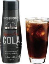 SodaStream siroop Classic Cola light - 440ml